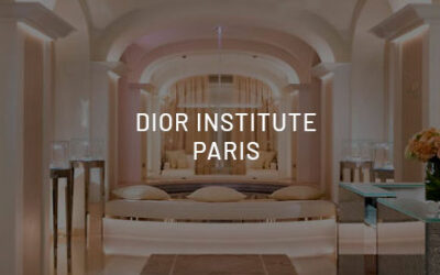 The Dior Institute of Dorchester group is the new wellness challenge in Paris
