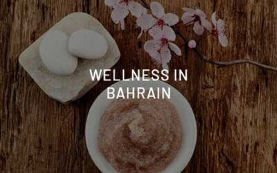 Wellness in Bahrain? Between the harem of wellness and the culture of incenses.