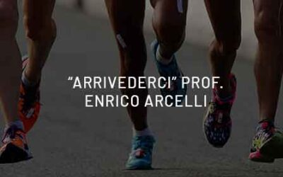 Farewell, Enrico Arcelli, until the next run!