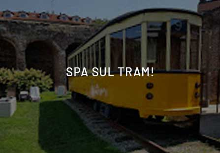 Spa sul tram? QC-Terme Milano offre benessere!
