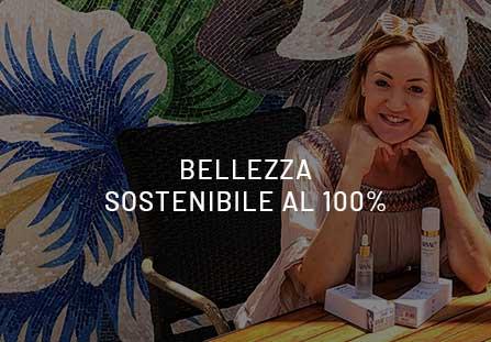 Bellezza sostenibile al 100%?  La cosmesi Italo-Svizzera lancia il Green e la Naturalità.