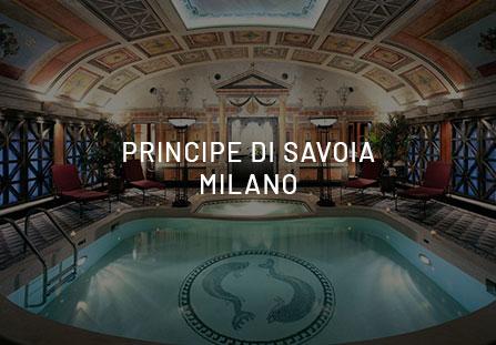 La Spa urbana in cima al mondo del benessere milanese.